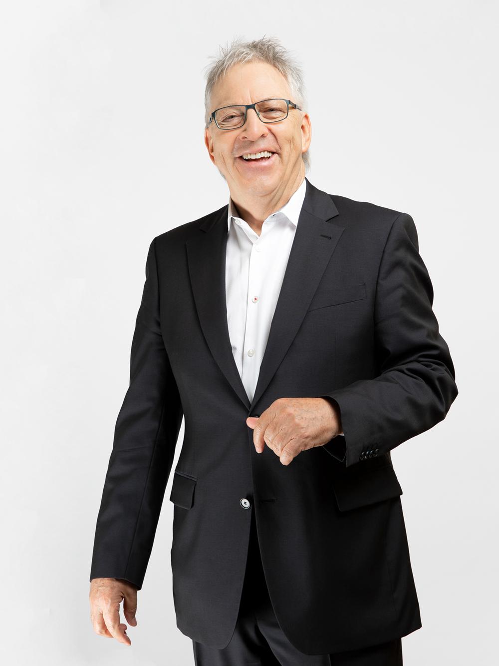 E-GUMA Geschäftsleitung Hans Ulrich Gerber
