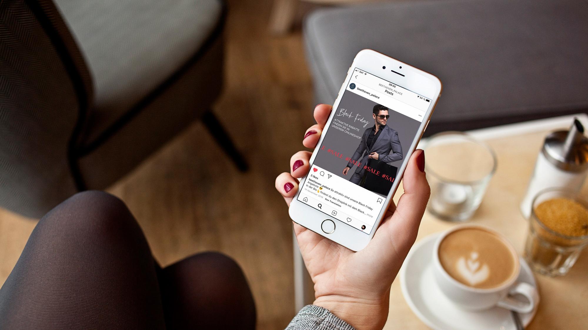 e-guma Gutscheinsystem Marketing-Tools Social Media