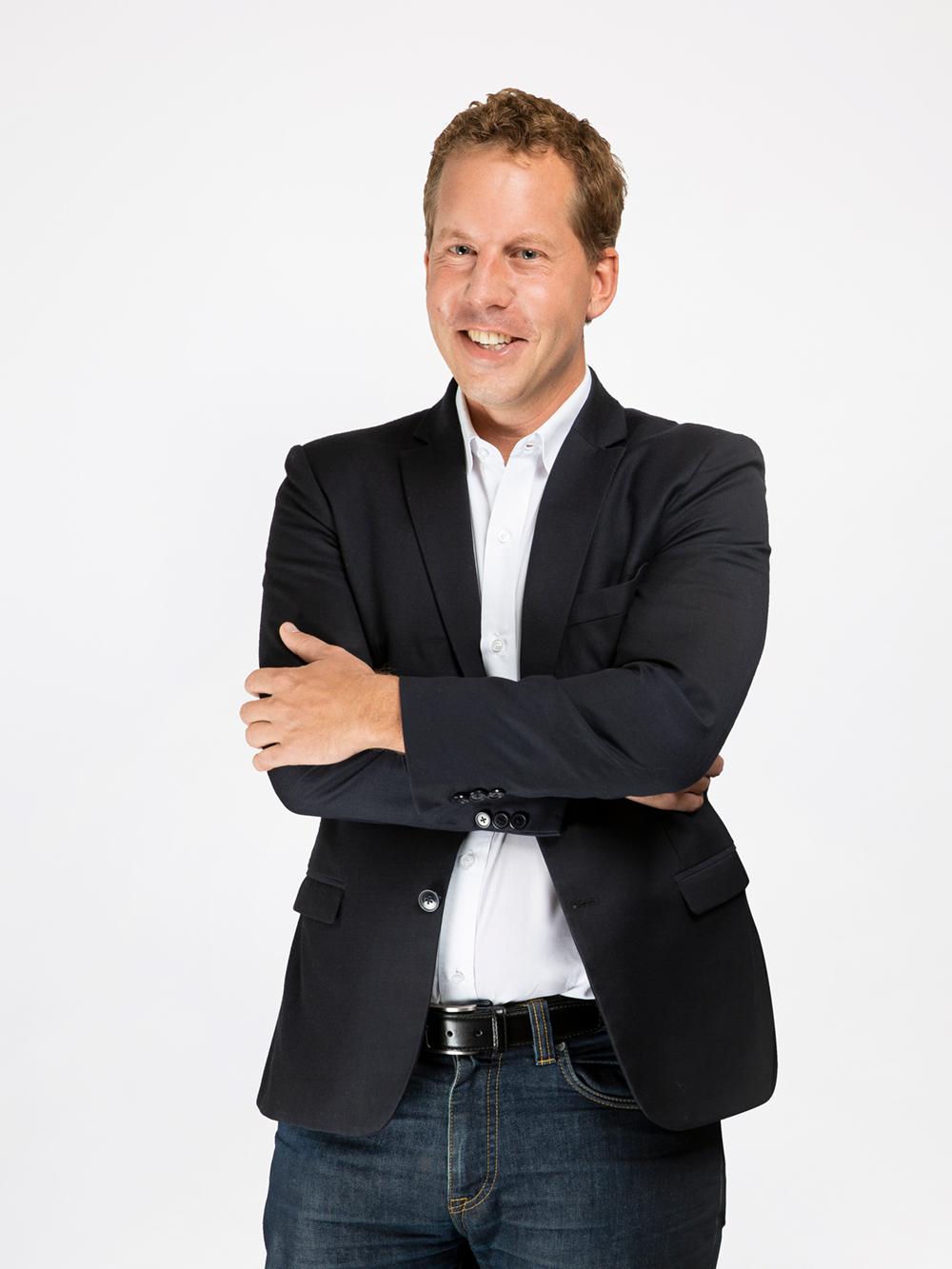 E-GUMA Geschäftsleitung Christoph Thomet
