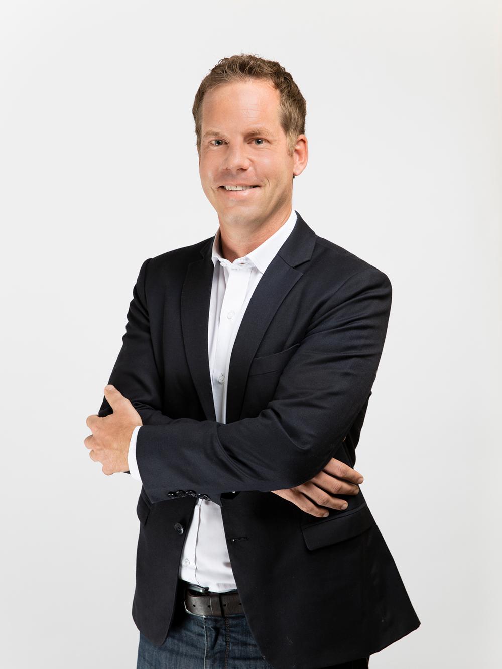 E-GUMA Geschäftsleitung Daniel Thomet