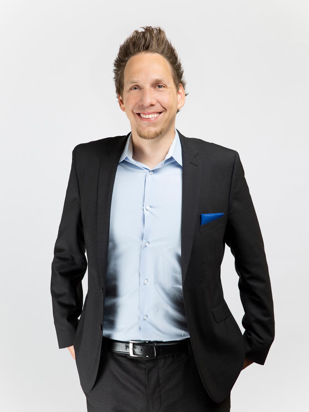 E-GUMA Geschäftsleitung Martin Gerber