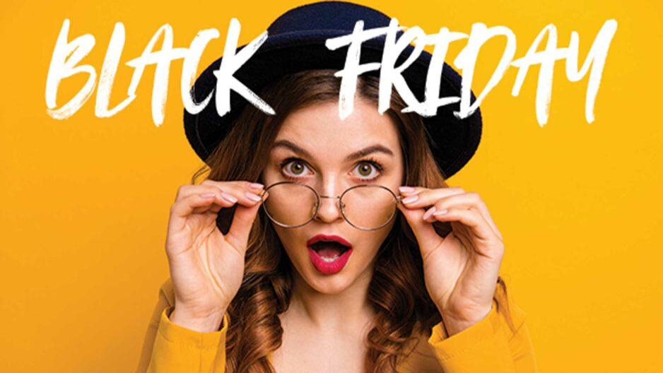 Black Friday am 27.11.2020