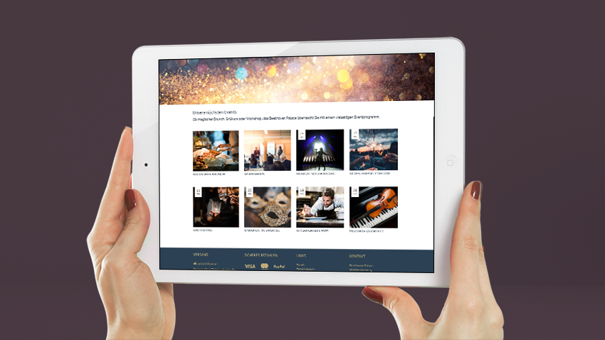 Webinar: Veranstaltungen erfolgreich online verkaufen
